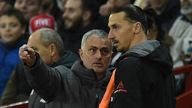 'I did not want to disappoint Mourinho' - Ibrahimovic reveals why he left Man Utd