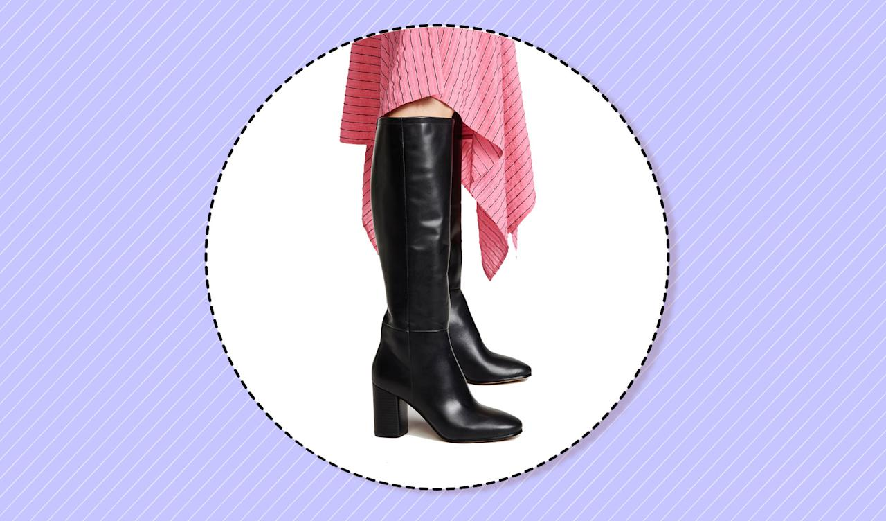 <p>It's not too late to find your dream boots for the winter season. (Photo: Shopbop; art: Yahoo Lifestyle photo-illustration) </p>