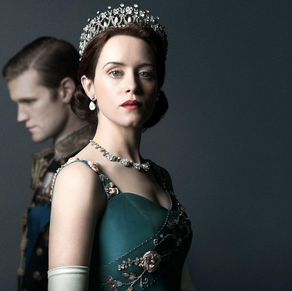 <p>The first season of The Crown begins in 1947, explores Queen Elizabeth II's marriage to Prince Philip and takes us up to the breakdown of Princess Margaret and Peter Townsend's relationship. Season two takes us on a journey through the Suez Crisis in 1956 to the birth of Prince Edward in 1964.</p>