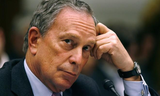 Watch out, congressmen: Mike Bloomberg is about to send you a report card.