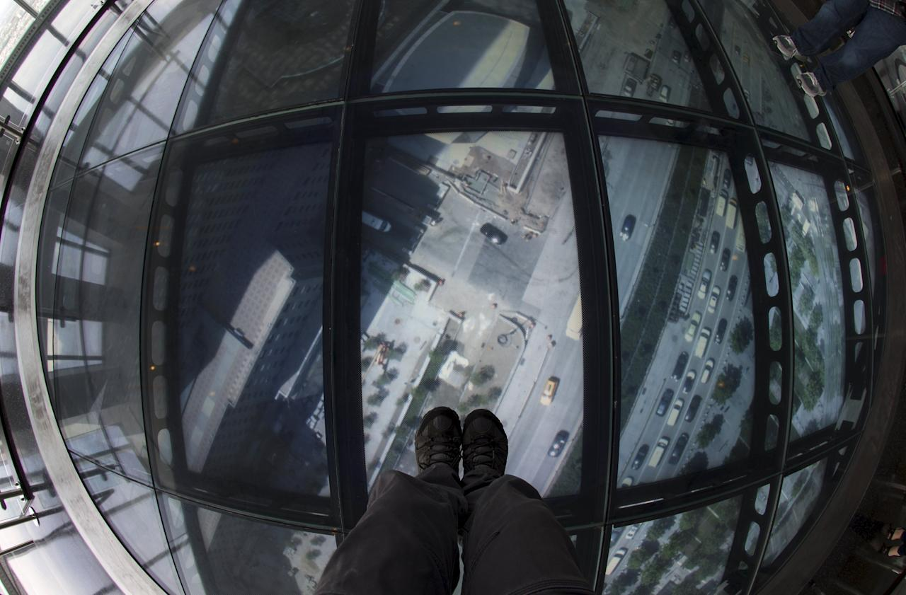 Exhibition Stand Builders New York : You can quot see forever from the top of one world trade