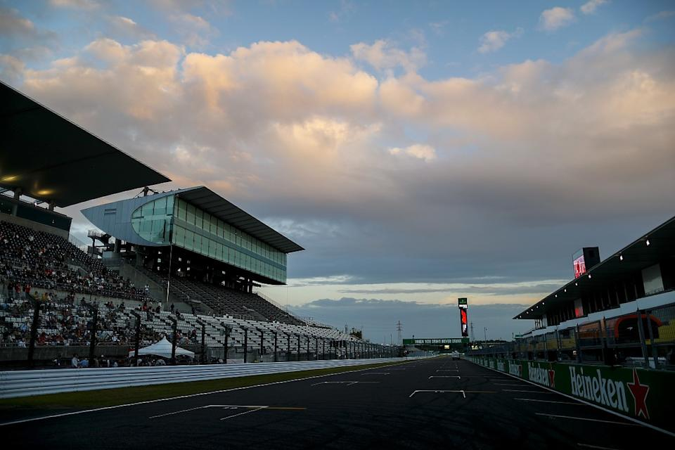 Practice two could decide Japanese GP grid