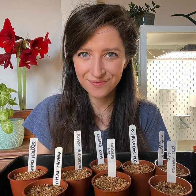 """<p>Want to grow your own 1830's heritage Victorian allotment? Well, Katrina is the lady to follow. With video tours of her picture-perfect outdoor space and tips on how to grow chillis in an indoor greenhouse, Katrina has all you need to know to successfully start your own homegrown garden. </p><p><strong>Looking for some positivity? get Country Living magazine posted through your letterbox every month.</strong></p><p> <a class=""""link rapid-noclick-resp"""" href=""""https://go.redirectingat.com?id=127X1599956&url=https%3A%2F%2Fwww.hearstmagazines.co.uk%2Fcl%2Fcountry-living-magazine-subscription-website&sref=https%3A%2F%2Fwww.countryliving.com%2Fuk%2Fhomes-interiors%2Fgardens%2Fg35762048%2Femerging-female-gardeners%2F"""" rel=""""nofollow noopener"""" target=""""_blank"""" data-ylk=""""slk:SUBSCRIBE NOW"""">SUBSCRIBE NOW</a></p><p><strong>Like this article? Sign up to our newsletter to get more articles like this delivered straight to your inbox.</strong></p><p><a class=""""link rapid-noclick-resp"""" href=""""https://hearst.emsecure.net/optiext/cr.aspx?ID=zsATrj4qAwL7PXfHOfbti0xjie5wOfecvOt8e1A3WvL5x0TsMrTgu8waUpN%2BcCNsV3wq_zCaFTleze"""" rel=""""nofollow noopener"""" target=""""_blank"""" data-ylk=""""slk:SIGN UP"""">SIGN UP</a> </p><p><a href=""""https://www.instagram.com/p/CK_2bjtgcvh/"""" rel=""""nofollow noopener"""" target=""""_blank"""" data-ylk=""""slk:See the original post on Instagram"""" class=""""link rapid-noclick-resp"""">See the original post on Instagram</a></p>"""