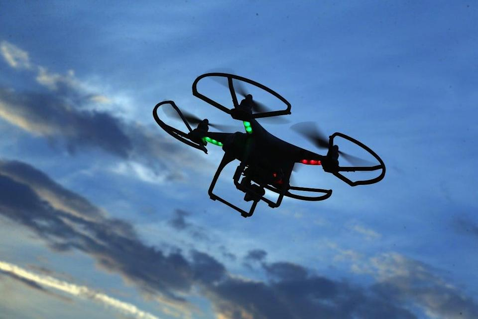 The Indian government has liberalised the regulations for purchasing and operating drones (Getty Images)