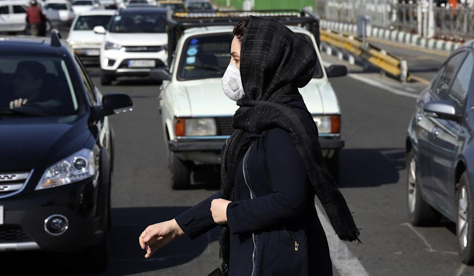 Iran's coronavirus mortality rate, based on official figures, is seemingly much higher than elsewhere. Photo: AP
