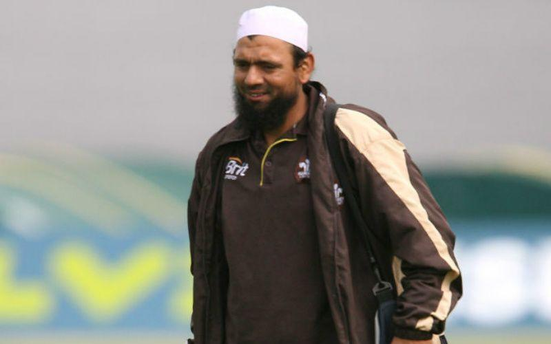 Saqlain Mushtaq is the second Pakistani bowler to take a five-wicket haul in ODIs in Australia