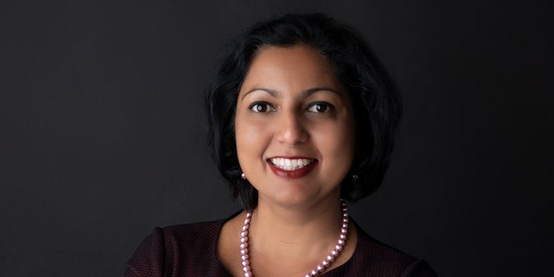 95) Reshma Ramachandran, vice president, Hitachi ABB Power Grids. Photo: Hitachi ABB Power Grids