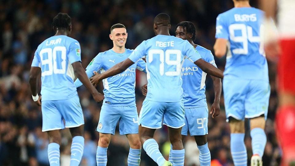 Carabao Cup, Manchester City and Liverpool secure wins: Records broken