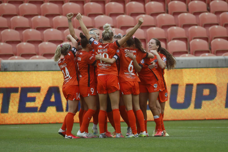 NWSL's virus protocols successful as tournament final nears