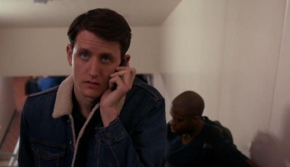 <p>Some people loved the NSA story arc, some people thought it dragged on a bit too long, but everyone can agree how fun it was to see <i>Silicon Valley</i>'s Zach Woods recur as Jeff Dellinger. And let's not forget about his former cubemates, led by <i>Ugly Betty</i>'s Michael Urie.<i> (Credit: CBS)</i></p>