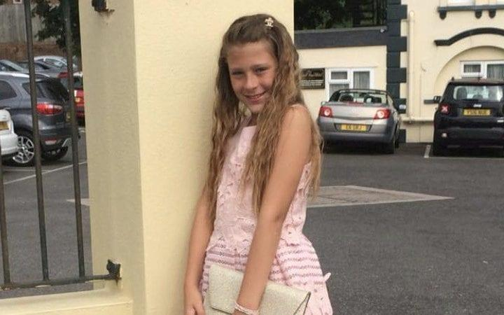 Twelve-year-old Ash Lammin, who was born a boy, is one of Britain's youngest transgender children - Terri Lammin /SWNS.COM
