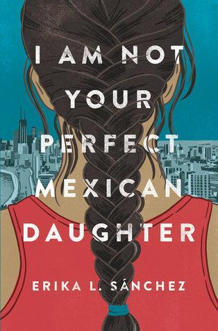 Picture of I Am Not Your Perfect Mexican Daughter Book