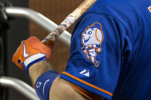 """<a class=""""link rapid-noclick-resp"""" href=""""/mlb/teams/ny-mets/"""" data-ylk=""""slk:The Mets"""">The Mets</a> won't let minor leaguers use new clubhouse during regular season. (Photo by Anthony Causi/MLB via Getty Images)"""