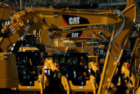 Caterpillar Q4 profit misses estimate, shares drop 6%