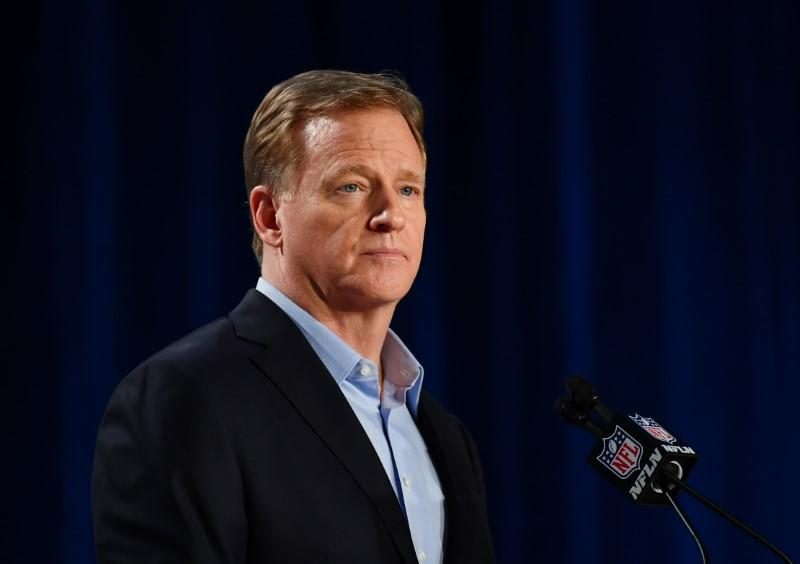 NFL not doing enough when it comes to diversity: Goodell