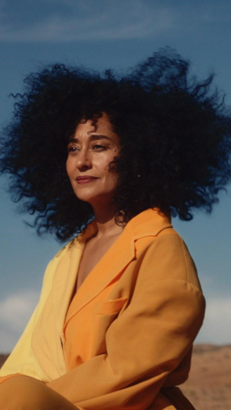 """<p>Tracee Ellis Ross is, more or less, the human equivalent of a perfect 70-degree day, and we honestly wish we could bottle up her essence and just bask in it whenever we're feeling down. Science has yet to make that possible, unfortunately; the fact that she's bottled up some amazing hair-care formulas, though, is pretty much the next best thing. The actor's Pattern Beauty is just as much about her own individuality as that of each person who uses the products. """"Pattern is an extension of a story that I've always told through all the characters that I've played,"""" <a href=""""https://www.allure.com/story/tracee-ellis-ross-digital-cover-interview-2019?mbid=synd_yahoo_rss"""" rel=""""nofollow noopener"""" target=""""_blank"""" data-ylk=""""slk:she told Allure"""" class=""""link rapid-noclick-resp"""">she told <em>Allure</em></a>. """"It's about taking up space. It's about being who you are and being supported in that and being loved for that. For that exact thing that is who you are.""""</p> <p><strong>Star product:</strong> Forbes says Pattern's <a href=""""https://shop-links.co/1747587661269362104"""" rel=""""nofollow noopener"""" target=""""_blank"""" data-ylk=""""slk:Leave-In Conditioner"""" class=""""link rapid-noclick-resp"""">Leave-In Conditioner</a> ($25) is wonderful. """"It feels light, but not so light that your hair dries up at the end of the day,"""" she says. """"Plus, it melted away any tangles I had with the quickness, creating the perfect base for me to style my hair.""""</p>"""