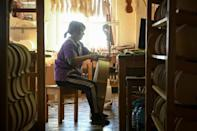 The region is known for its luthiers -- and the quality of the local wood