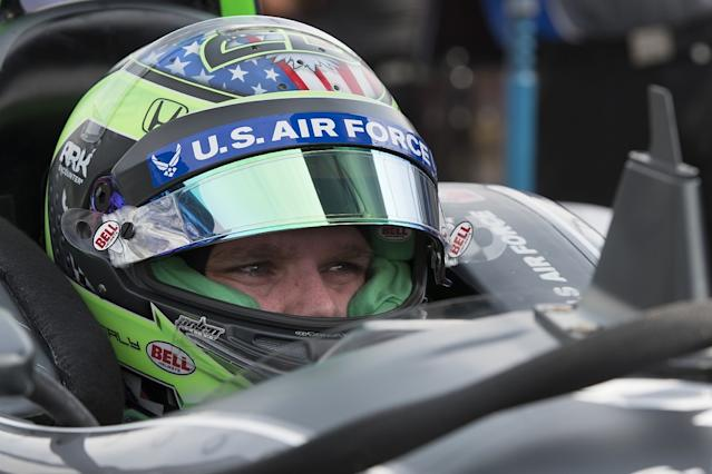 Daly returns to Andretti for season finale