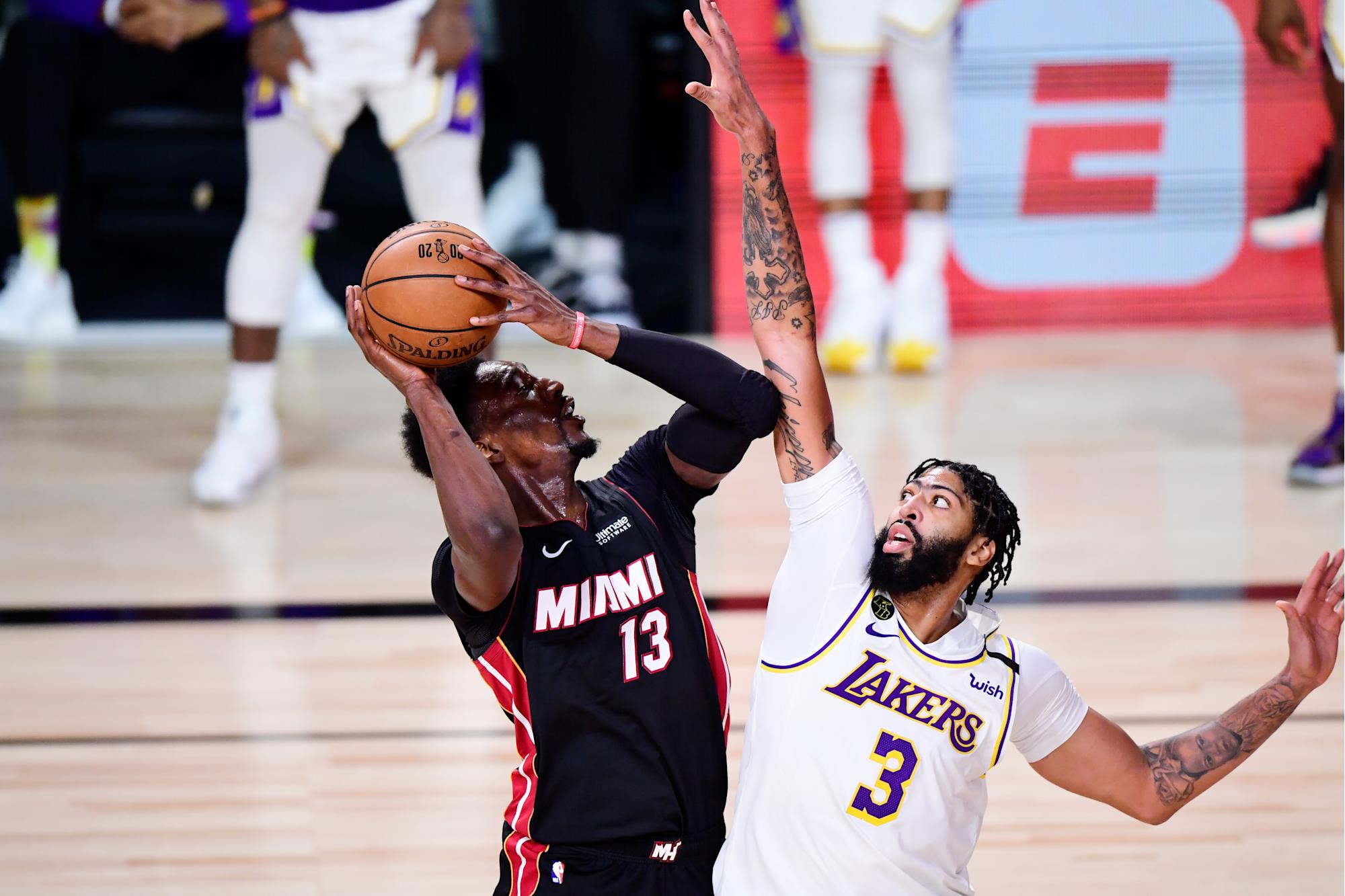 Lakers' signature defense should mute calls for an asterisk around 2020 NBA championship