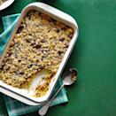 """<p>A classic American pudding, easy to make and a joy to eat.</p><p><strong>Recipe: <a href=""""https://www.goodhousekeeping.com/uk/food/recipes/a29247616/chocolate-apple-betty/"""" rel=""""nofollow noopener"""" target=""""_blank"""" data-ylk=""""slk:Chocolate Apple Betty"""" class=""""link rapid-noclick-resp"""">Chocolate Apple Betty</a></strong></p>"""
