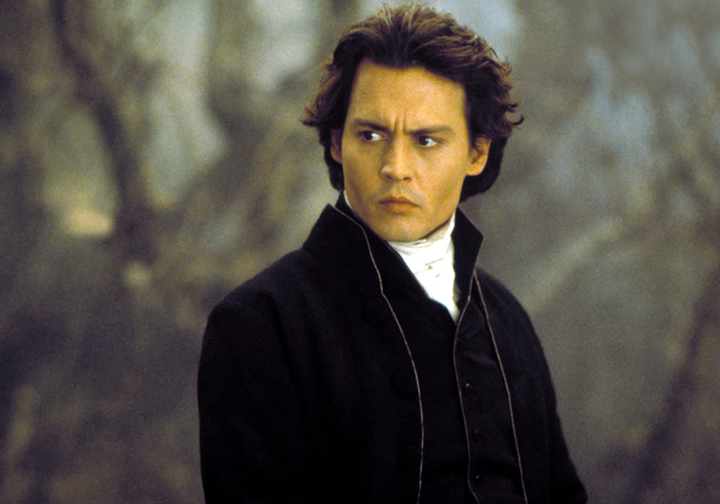 Ichabod Crane - Sleepy Hollow