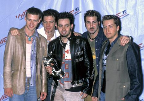 """'N Sync Expected to Perform """"Bye Bye Bye,"""" Other Hits at MTV VMAs"""