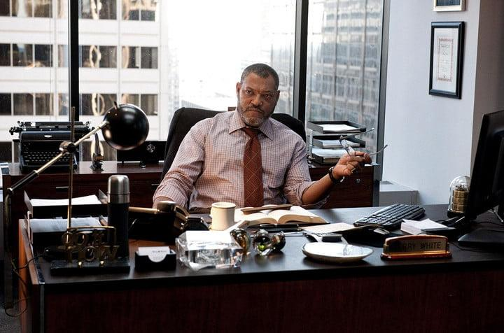 Man Of Steel Laurence Fishburne Perry White