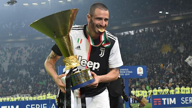 Italy defender Leonardo Bonucci stunningly left Juventus for AC Milan in 2017 but has now doubled down on his second spell with the club.