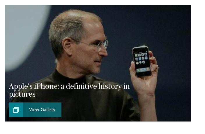 Apple's iPhone: a definitive history in pictures