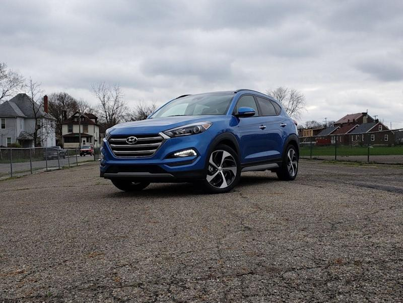 The 2018 Hyundai Tucson is a good bargain crossover but skip the high-end model
