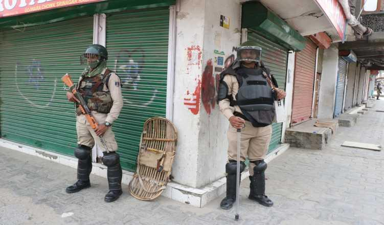 Restrictions imposed in Srinagar over separatist march