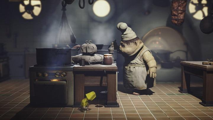 Little Nightmares videogame