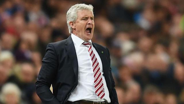 "<p>Mark Hughes is a man of peace (and handshakes) not war these days. But cross that line, refuse that invitation for a post match glass of red and there's a steel there. Hughes would hold a grudge and hunt you down like every Liam Neeson film. You don't want to test his limits.</p> <br><p>Also famously <a href=""http://www.90min.com/posts/4800213-stoke-boss-mark-hughes-claims-he-would-kick-his-granny-following-wales-ireland-feud"" rel=""nofollow noopener"" target=""_blank"" data-ylk=""slk:claimed"" class=""link rapid-noclick-resp"">claimed</a> he would kick his own granny, if he came up against her on the pitch.</p> <br><br>"