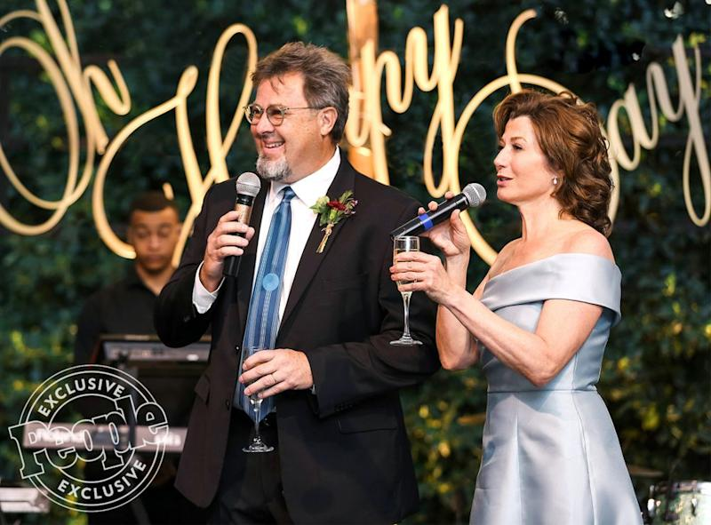 Vince Gill and Amy Grant | Mary Rosenbaum Photography