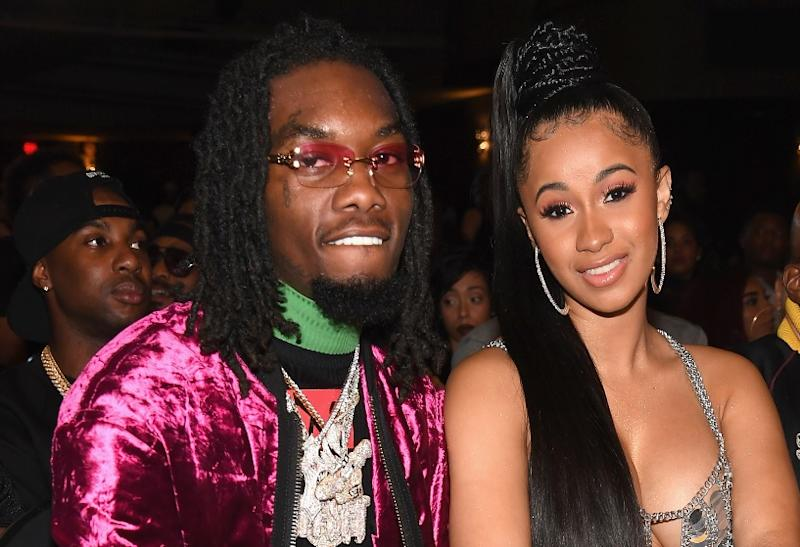 Cardi B & Offset SLAM Woman's Pregnancy Claims!