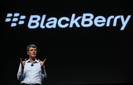 RIM stock leaps on new BlackBerry optimism