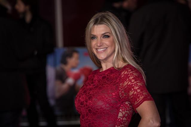 Relationships expert and Celebs Go Dating presenter Anna Williamson has shared her top tips for virtual romance (Photo:AP)