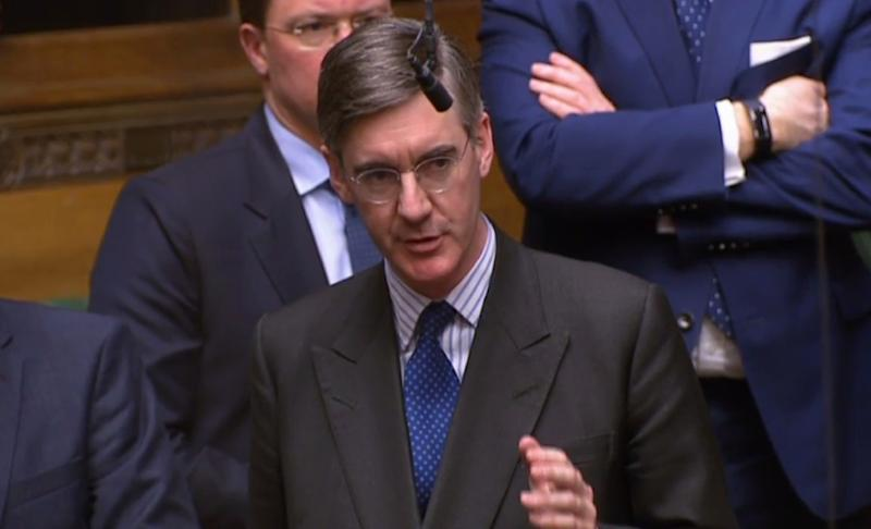 By rejecting May's deal Brexiteers such as MP Jacob Rees-Mogg could actually help Remainers