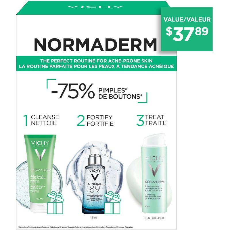 Anti-Acne Value Kit: Normaderm Anti-Acne Care