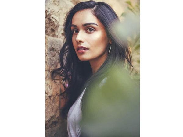 Former Miss World and actor Manushi Chhillar. (Image courtesy: Instagram)