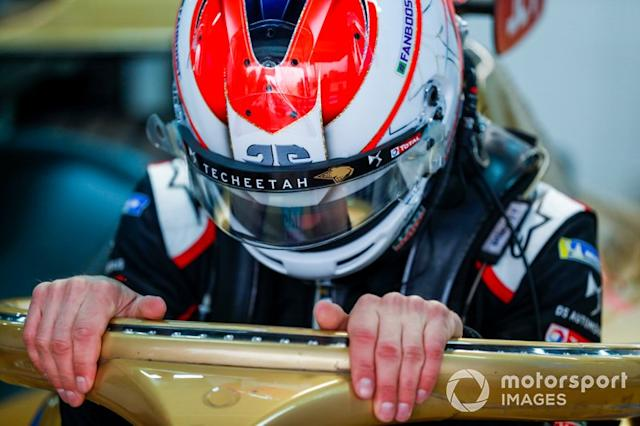 "Jean-Eric Vergne, DS Techeetah <span class=""copyright"">Sam Bloxham / Motorsport Images</span>"