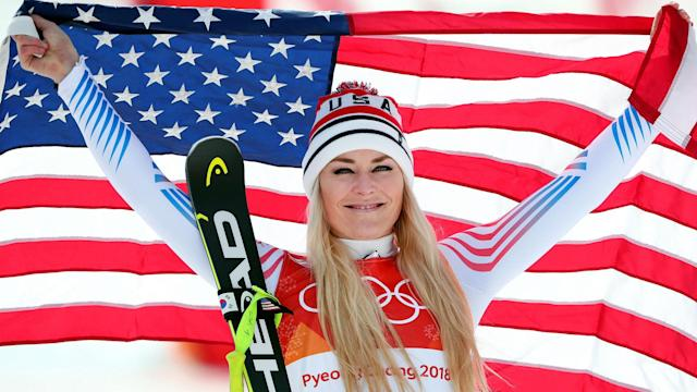 Lindsey Vonn's illustrious career will end on Sunday after a string of injuries forced her to bring forward her retirement.
