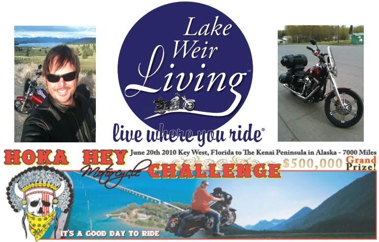 "Lake Weir Living  Whoever said retirement was about slowing down clearly hadn't met the residents of Lake Weir Living, a ""toy-friendly"" boomer community in central Florida—built around the idea that no kinds of community restrictions should keep retirees from enjoying (or parking) their RVs, motorcycles, boats or vintage Buicks. Here you'll find boomers whose lives revolve around hopping on their Harley or into their hot rod (their ""adult toys"") and whizzing around town for a Sunday drive, thrill-seeker style. The community offers customizable homes (20 have been built so far, with room on site for more than 1,500 more) with the option for a five-car garage or even a 50-foot garage customized for an RV, so residents can keep all their toys safe in one place. Plus, the community sits amid roads and rolling hills and near a national forest and the beach, which Schuster claims offers residents ""the best scenic riding in the state.""  The community is right by The Villages—a massive retirement community big enough to take up multiple ZIP Codes—so residents have plenty of fellow retirees nearby. Home prices for the community start in the low $100,000 range, and currently about 50 people live there."