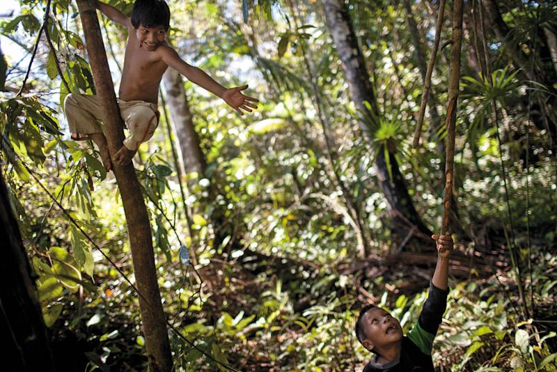 The Lost Tribes of the Amazon