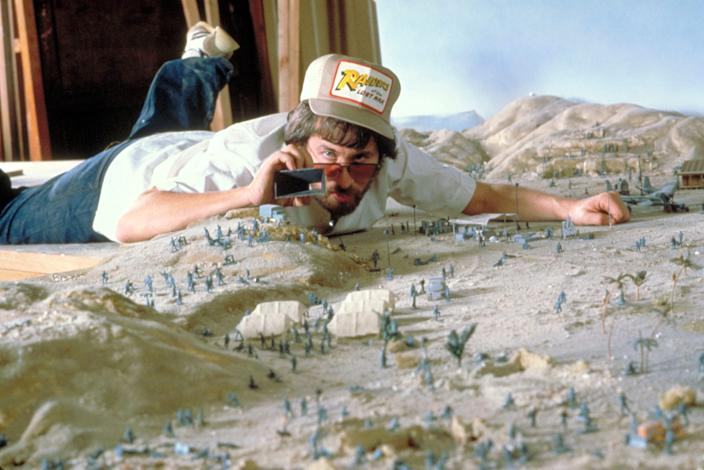 steven speilberg raiders of the lost ark lucasfilm