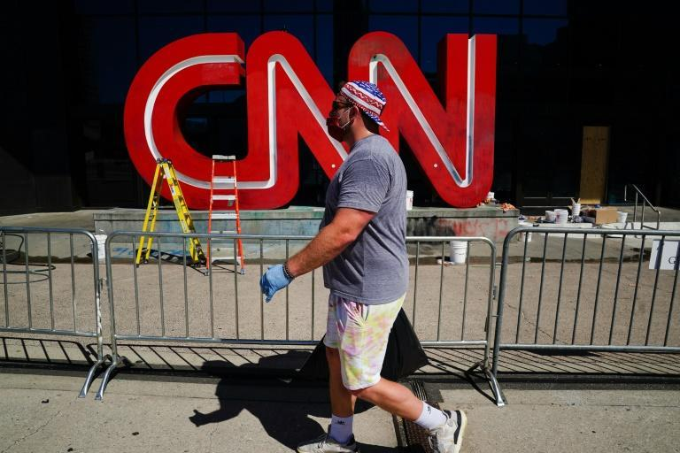 Some news outlets like CNN have seen dramatic declines in viewers since the departure of Donald Trump from the White House
