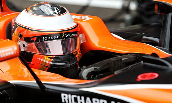"Vandoorne : ""J'ai donné le maximum"""