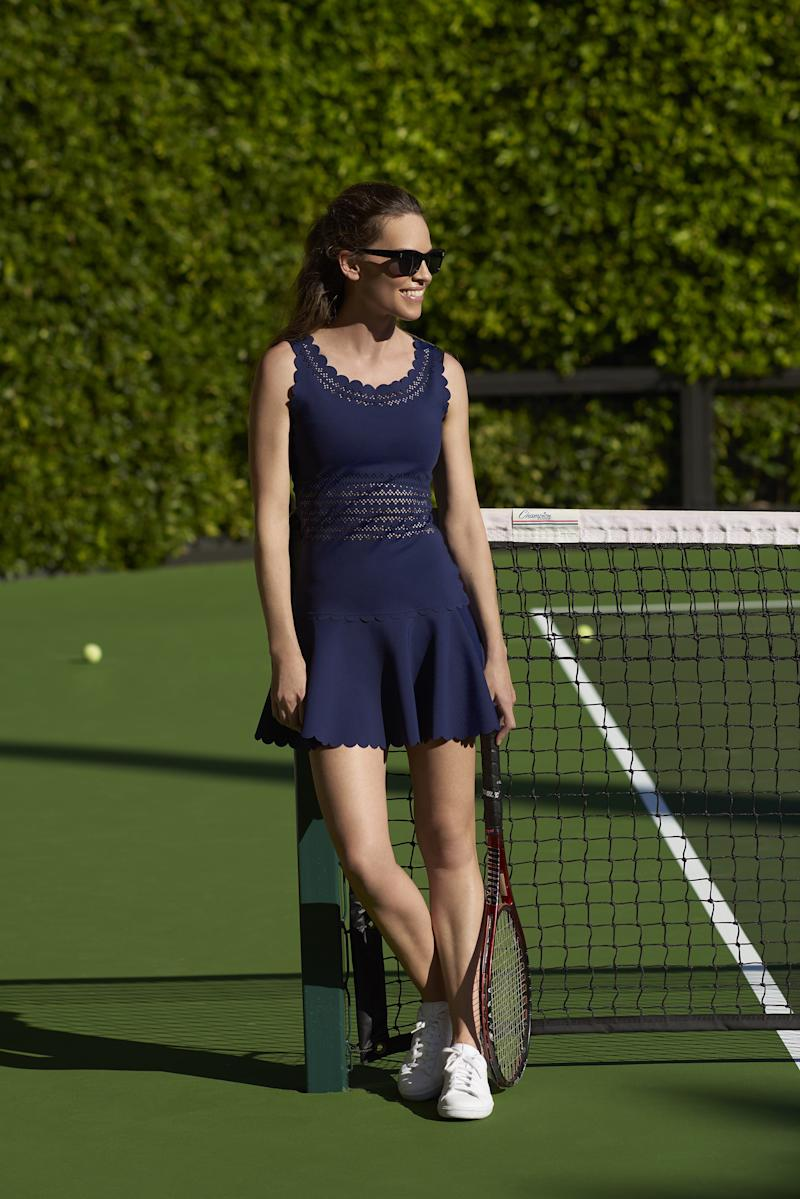 Hilary Swank Explains Why She's Launching an Athleisure Collection