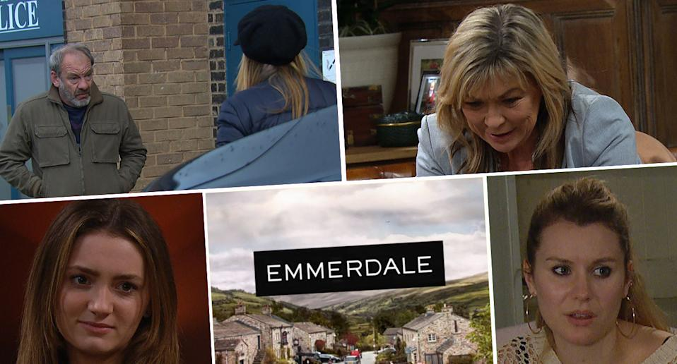 Take a look ahead on Emmerdale (ITV)