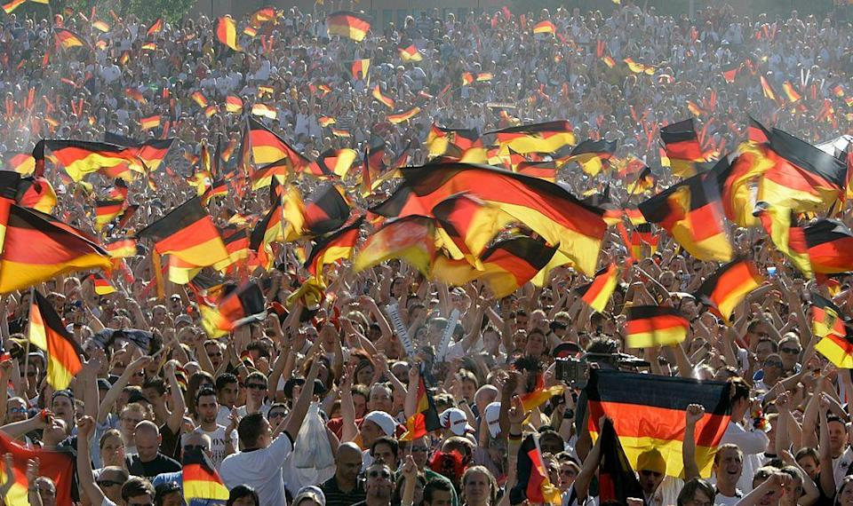 4. Germany – $5.54 trillion (according to latest figures available as on March 31, 2014)